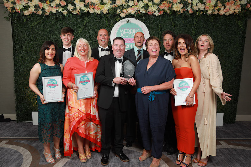 Wedding Journal Reader Awards 2018 Winners & Finalists - Cultra Manor