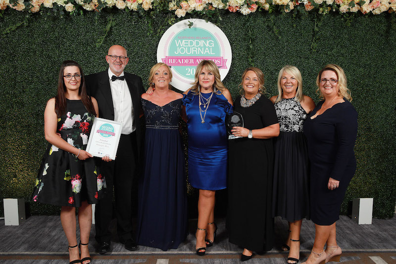 Wedding Journal Reader Awards 2018 Winners & Finalists - The Wedding Shop