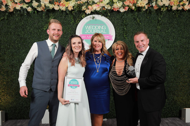 Wedding Journal Reader Awards 2018 Winners & Finalists - Murray & Co Jewellers