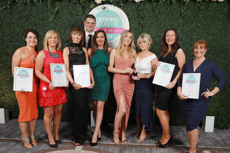 Wedding Journal Reader Awards 2018 Winners & Finalists - Galgorm Resort & Spa