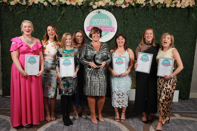 Wedding Journal Reader Awards 2018 Winners & Finalists - Fairytales