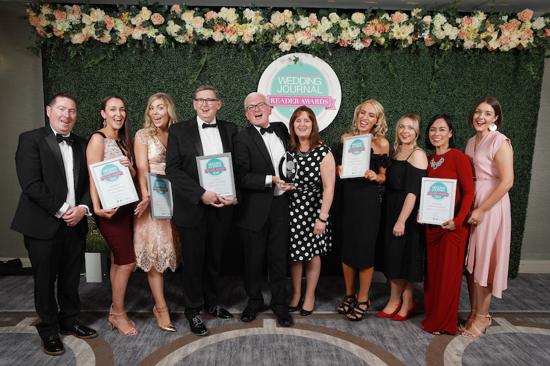 Wedding Journal Reader Awards 2018 Winners & Finalists - The Old Inn, Crawfordsburn