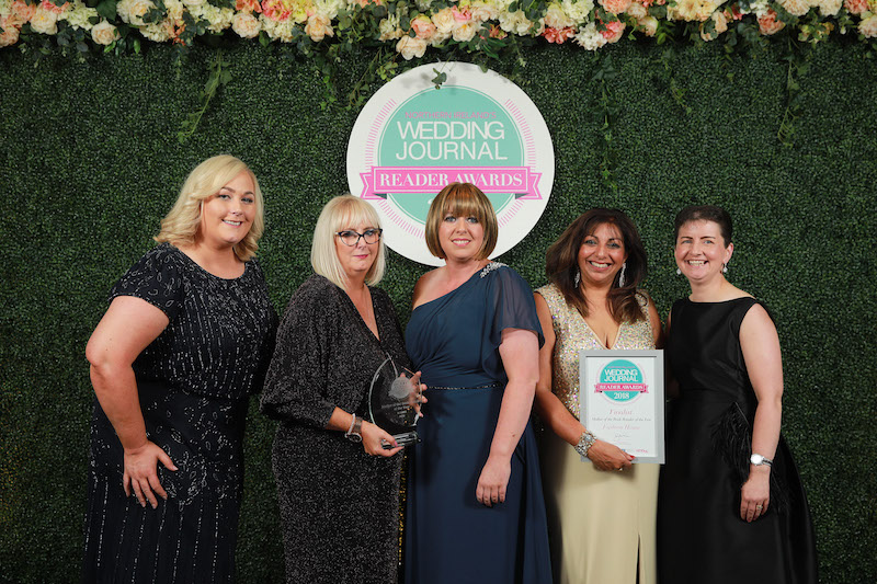 Wedding Journal Reader Awards 2018 Winners & Finalists - Perfect Night