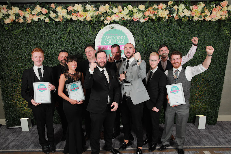 Wedding Journal Reader Awards 2018 Winners & Finalists - The Manouche Boys