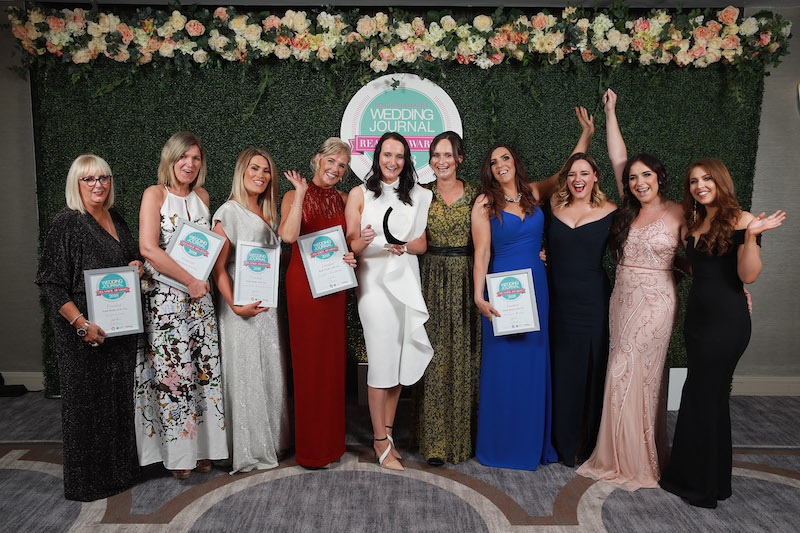 Wedding Journal Reader Awards 2018 Winners & Finalists - Marie me Bridal