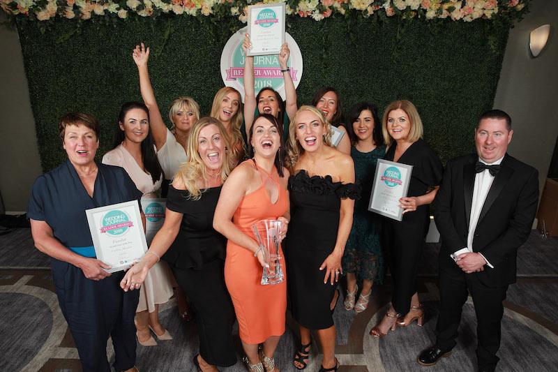 Wedding Journal Reader Awards 2018 Winners & Finalists - Lough Erne Resort