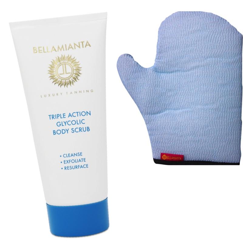 Bellamianta Exfoliating Scrub