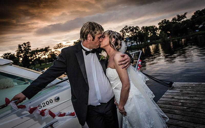 Real Irish Wedding: Sarah Brady & Julian Crothers