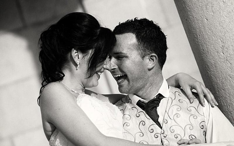 Real Irish Wedding: Collette McMullan and Jonathan McCabe