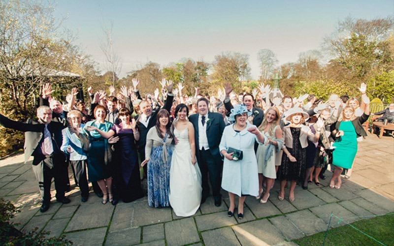 Real Irish Wedding: Gina Blacker & Neil Thomson