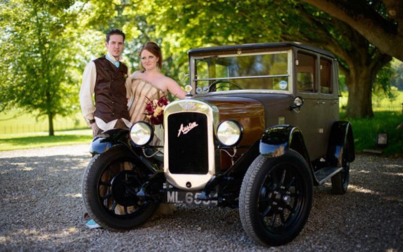 Real Irish Wedding: Amy Best and Adam McCausland