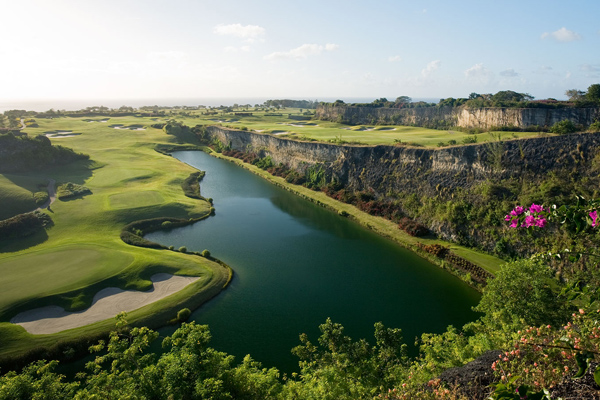 Green Monkey Golf Course, sandylane.com