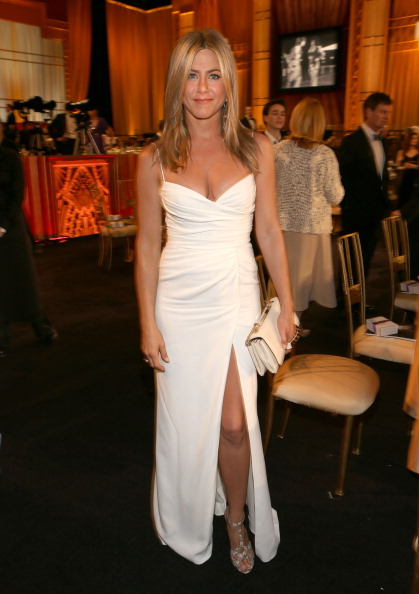 Jennifer Aniston. Getty images