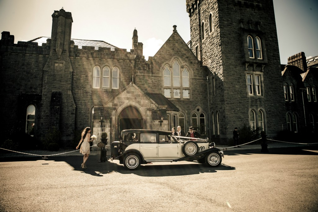 Real Irish Wedding, Kilronan Castle, Roscommon 3