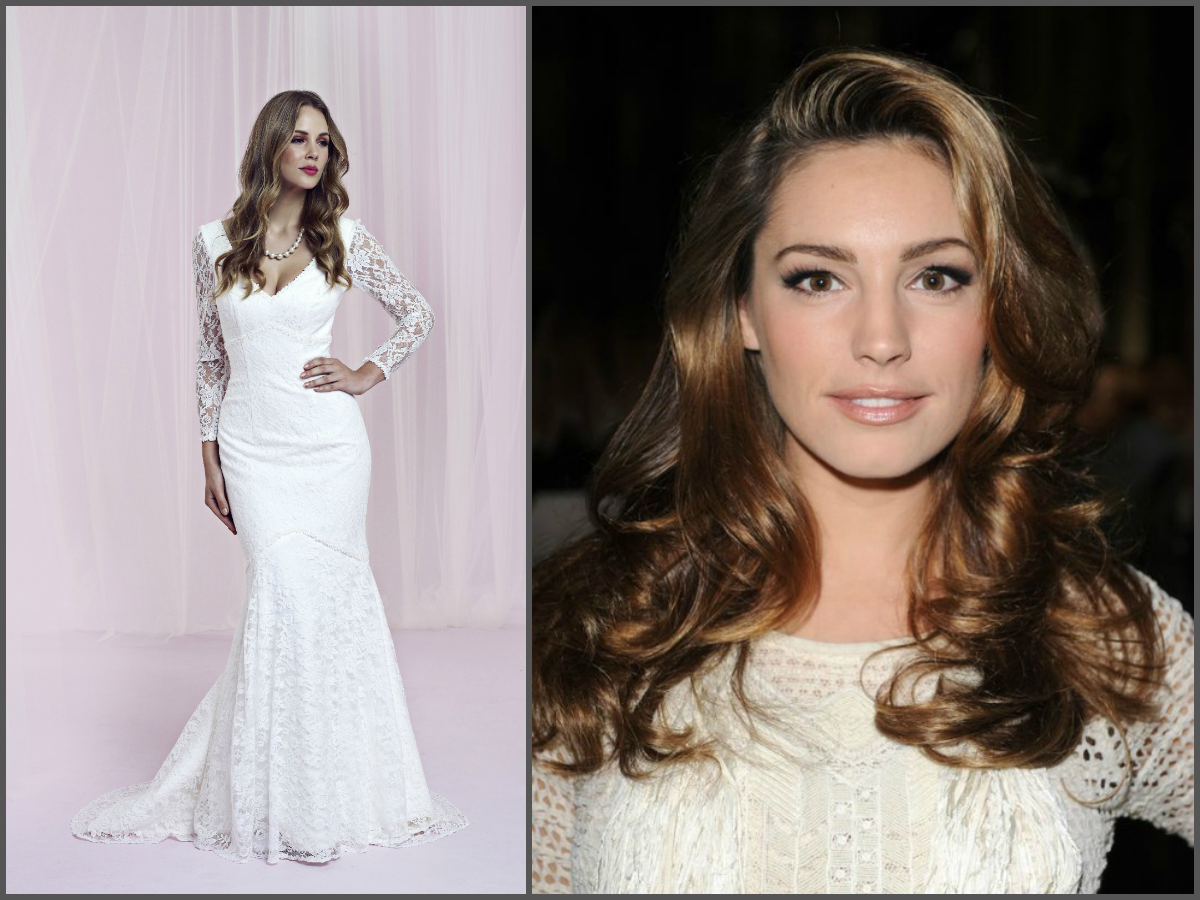 Wedding highs and lows - bridal hairstyle guide
