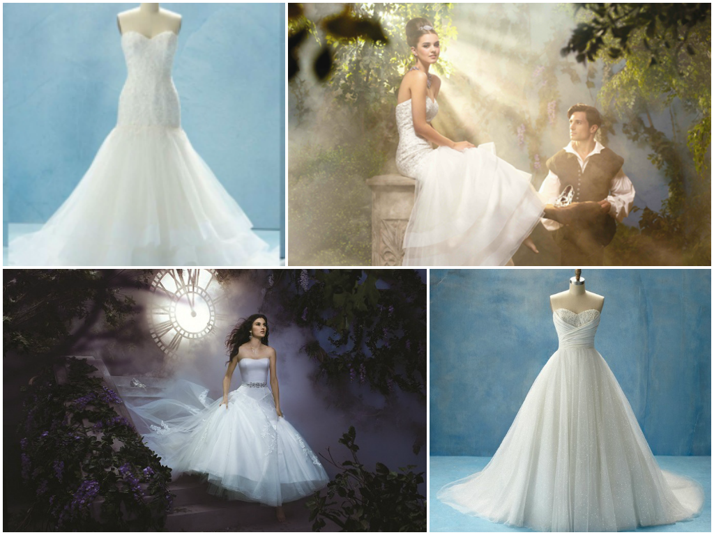 cinderella disney wedding dress disney themed wedding dresses Limited Edition Disney Cinderella Wedding Dress By Alfred