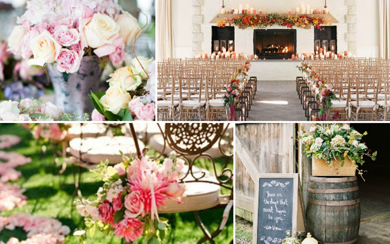 8 Creative Wedding Flower Ideas For Your Big Day