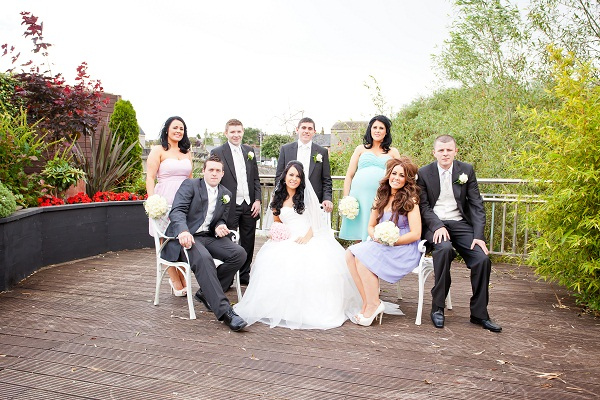 Real Irish Wedding Lord Bagnel Hotel Carlow 4