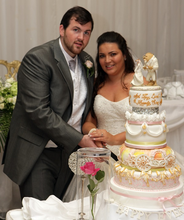 Real Irish Wedding An Grianan Hotel Donegal 5