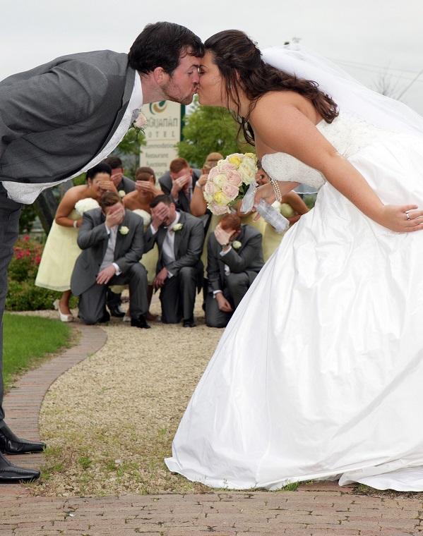 Real Irish Wedding An Grianan Hotel Donegal 4