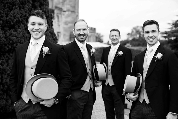 Real Irish Wedding Adare Manor Limerick 7