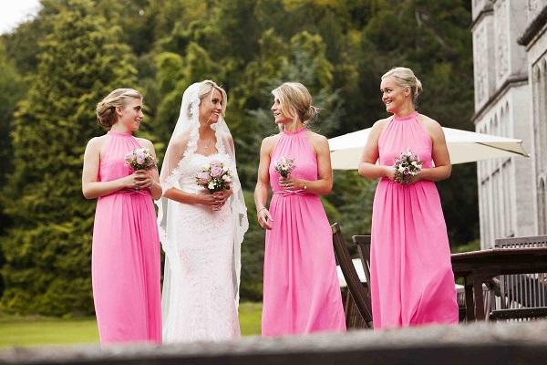 Real Irish Wedding Adare Manor Limerick 4