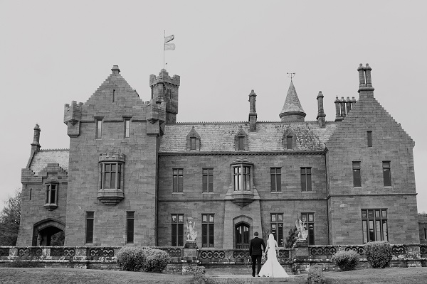 Real Irish Wedding Castle Oliver Limerick 2
