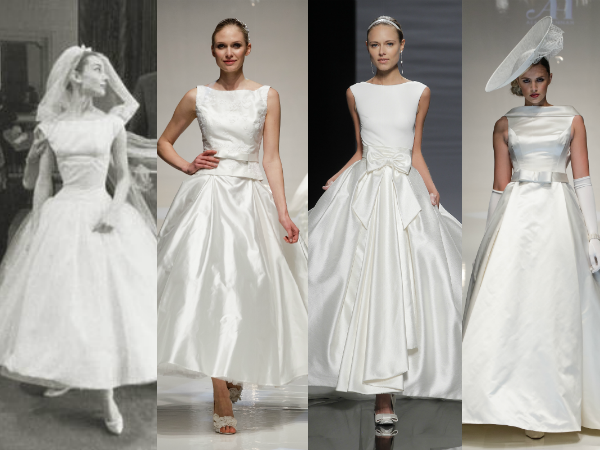Celebrity Wedding Dress Inspiration