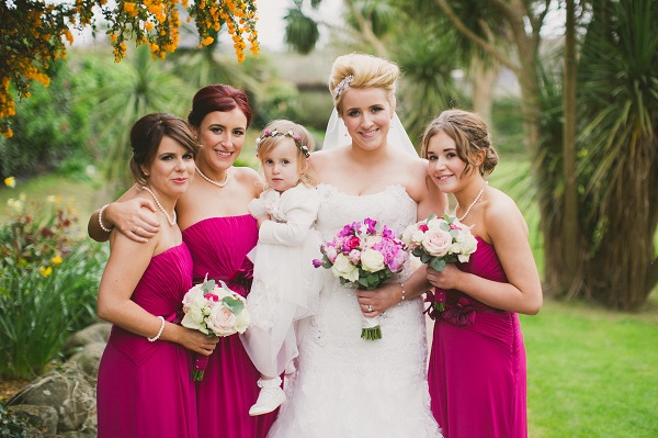 Real Irish Wedding: Larne Methodist Church and Ballygally Castle Hotel, Antrim 8