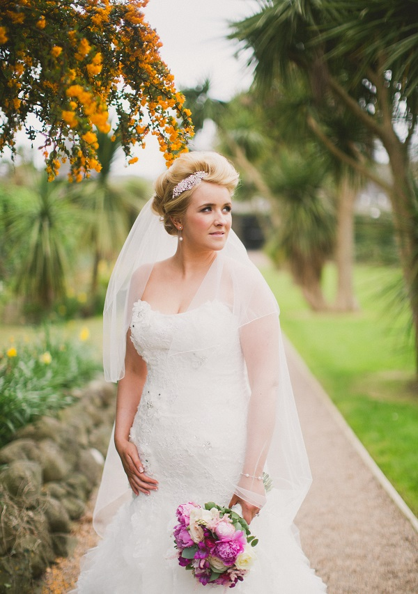 Real Irish Wedding: Larne Methodist Church and Ballygally Castle Hotel, Antrim 7