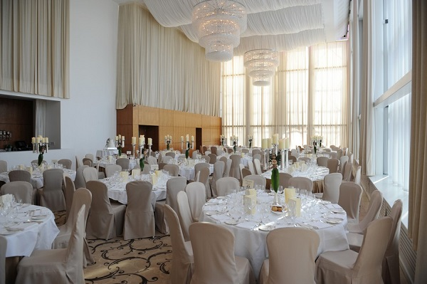 Castlemartyr Resort function room