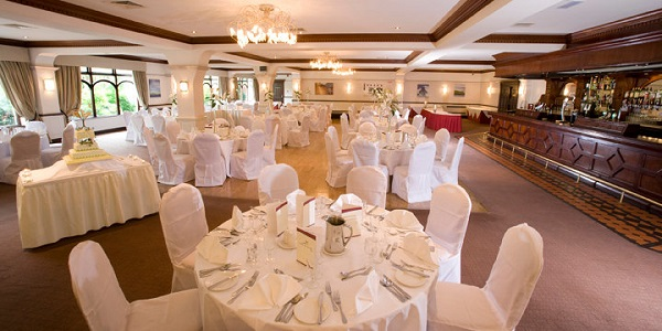 Midleton Park Hotel function room