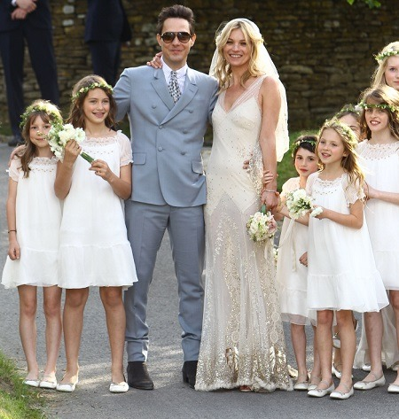 Best Celebrity Wedding Dresses 6