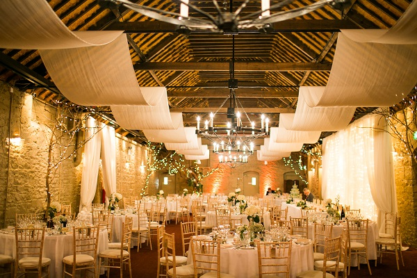Irish Barn Wedding Venues Larchfield Estate