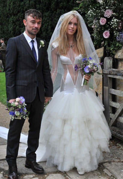 worst celebrity wedding dresses