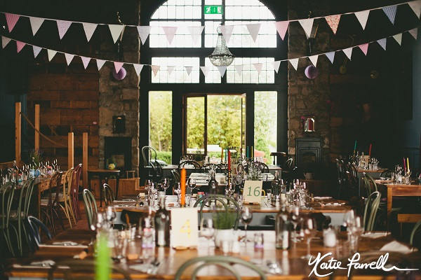 Irish Barn Wedding Venues Mount Druid