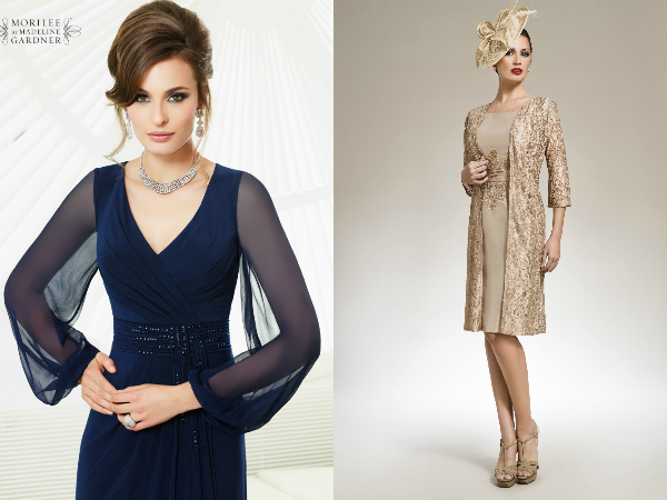 mother of the bride fashion