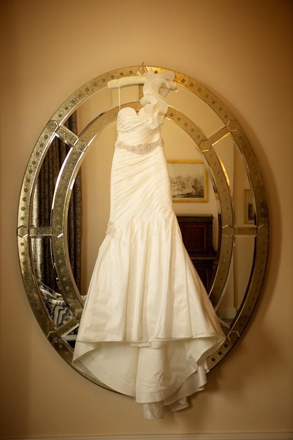 recycle wedding dress