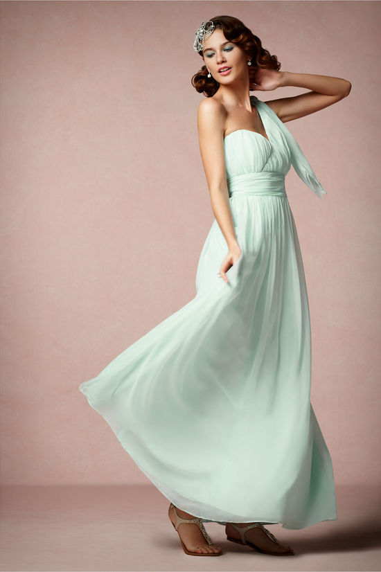 mint wedding dresses 9