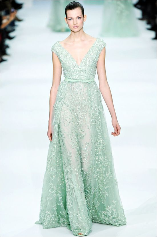 mint wedding dresses 7