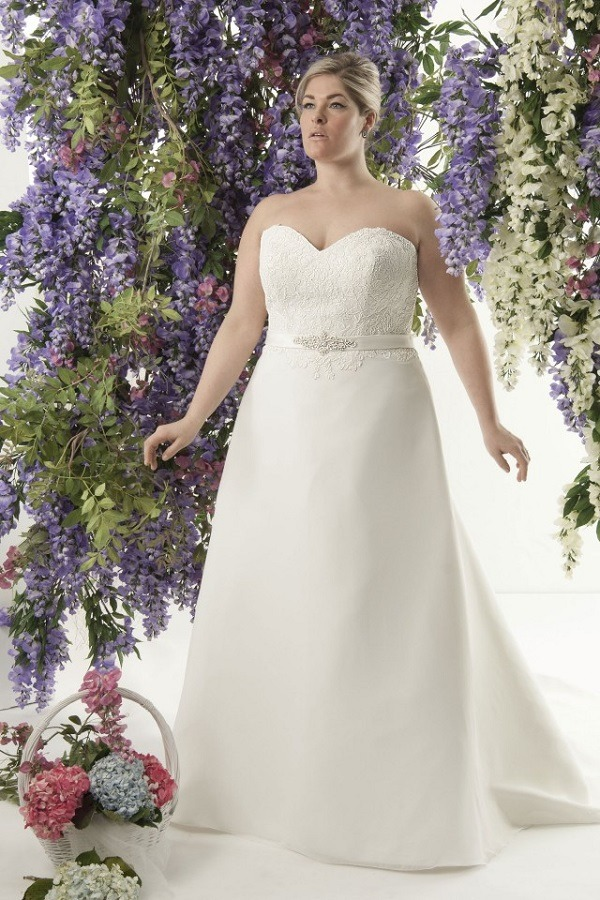 plus size collections Angelo Bridal 3
