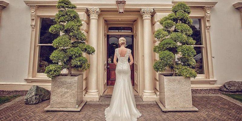 Bride at Galgorm Resort and Spa