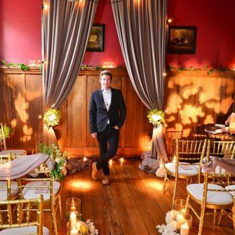 Beleek Castle Wedding Ceremony