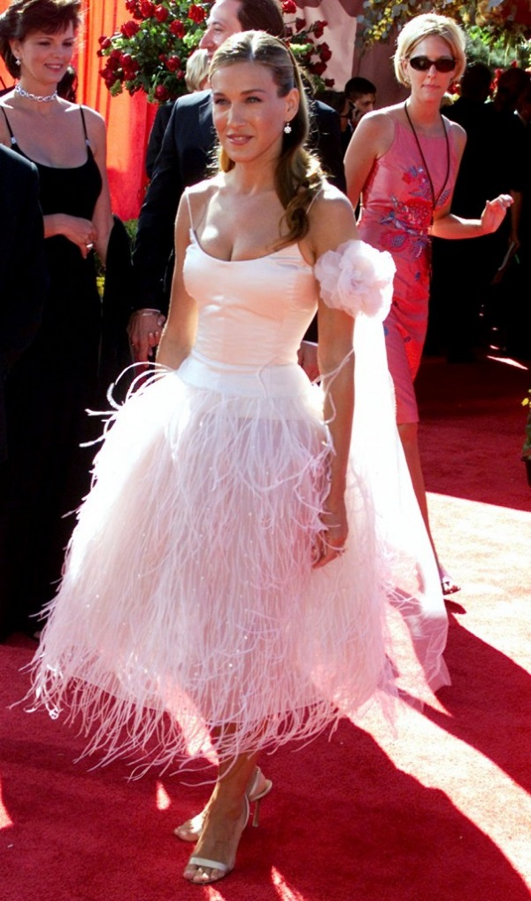 Top 12 Celebrity Oscar De La Renta Wedding Dresses