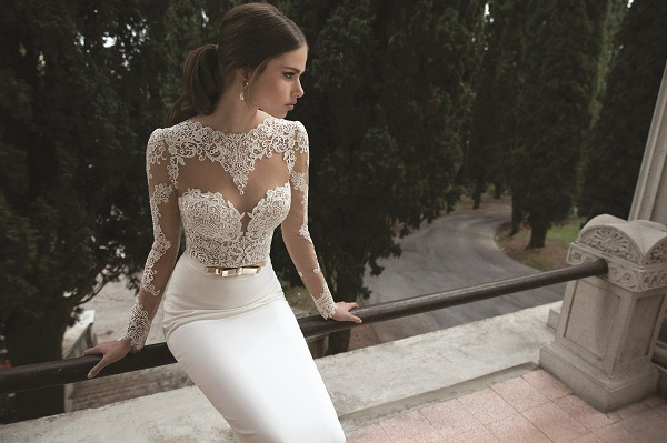 daring wedding dress 6