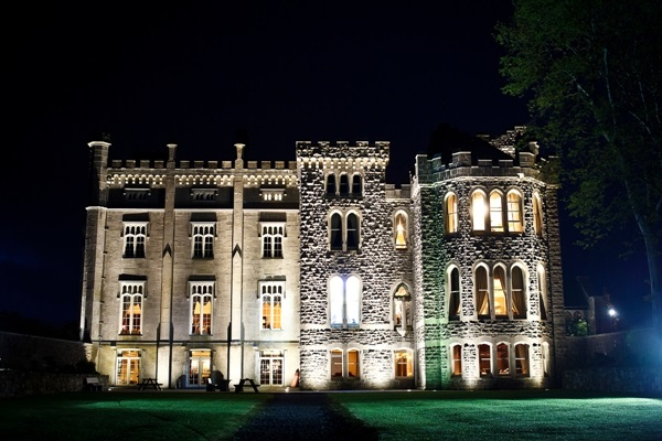 Irish Castle Wedding Venues Kilronan Castle