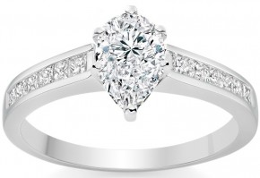 star sign engagement ring libra