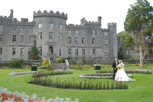 Irish Castle Wedding Venues Markree Castle