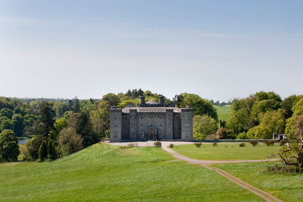 Irish Castle Wedding Venues Slane Castle