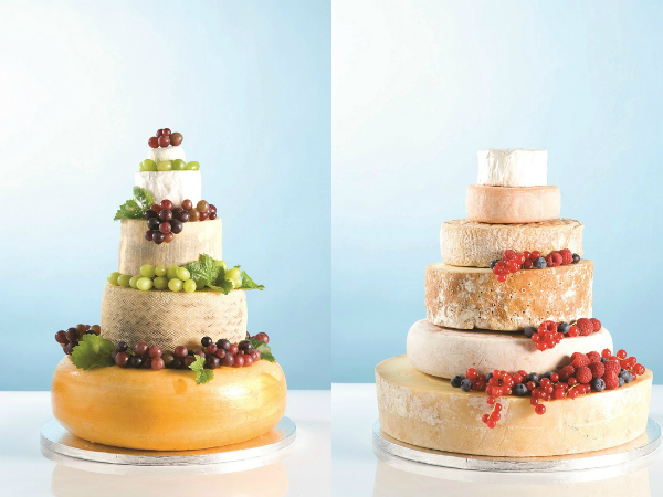 Cheese Wedding Cakes 2